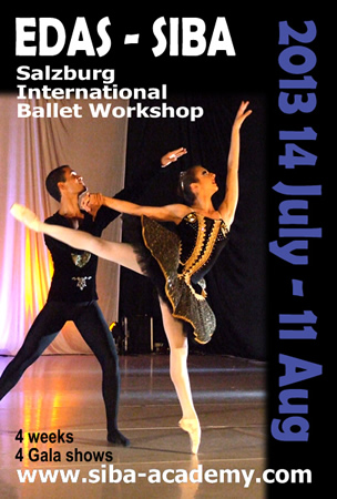 Salzburg International Ballet Workshop 2013
