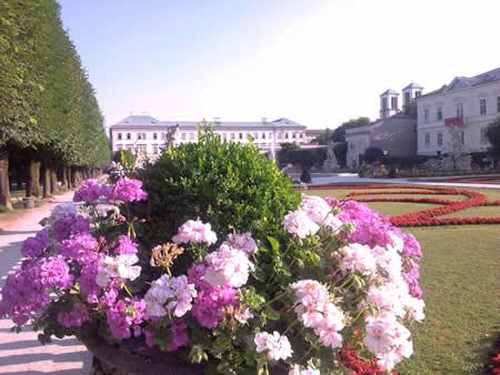 Spring in Salzburg