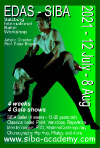 SIBA Salzburg International Ballet Workshop